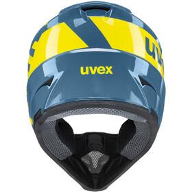 UVEX hlmt 10 Bike Helmet blue/fire